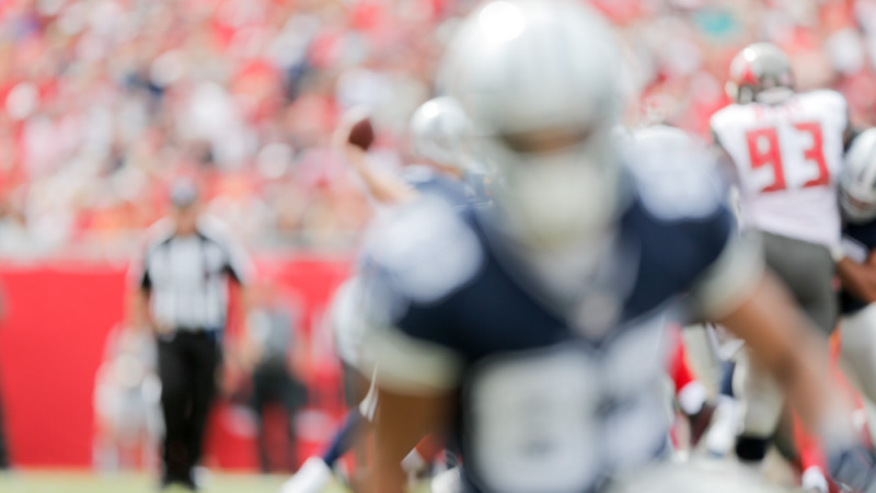 NFL 2015 - Buccaneers vs. Cowboys