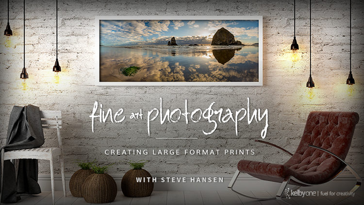 It's New Class Thursday: Creating Large Format Prints (with Steve Hansen)