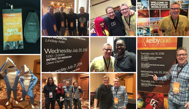 Dave Clayton PSW 2016 Montage