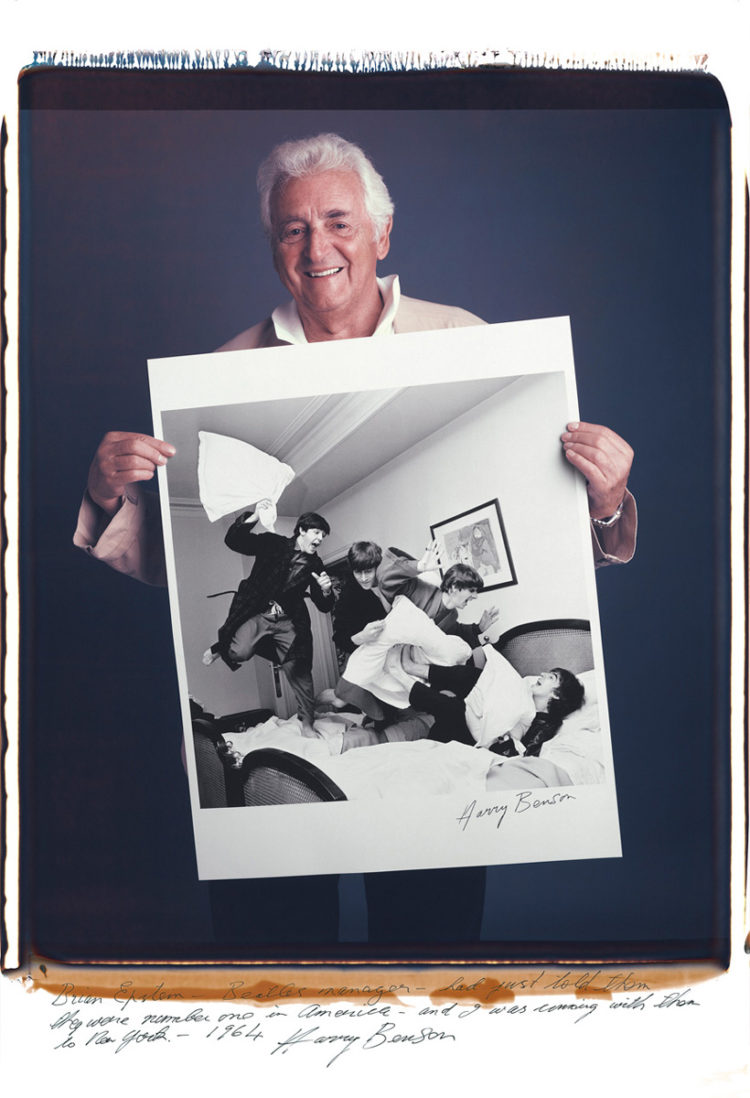 Harry Benson - Beatle Pillow Fight, 8/25/08, 11:30 AM, 8C, 6996x11904 (1104+72), 150%, Repro 2.2 v2, 1/40 s, R60.2, G36.1, B51.2